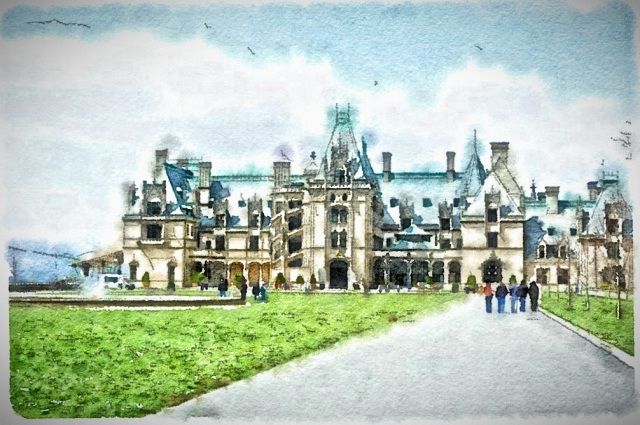Biltmore Estate photo by Artful Homesteader